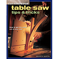 Cutting-Edge Table Saw Tips & Tricks (Popular Woodworking)