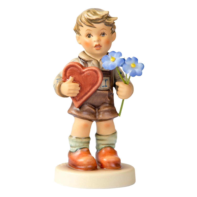 M.I. Hummel Figur Nur Für Dich, Sammelfigur, Porzellan, Porzellanfigur, Hartporzellan, H 11 cm, 22002911