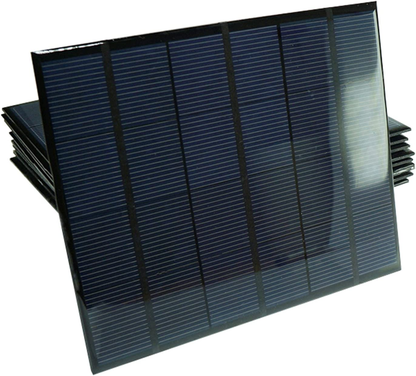 1.5w//3w Solar Panel 12V DIY Mini System Portable Battery Charger Cell Phone O6Q2