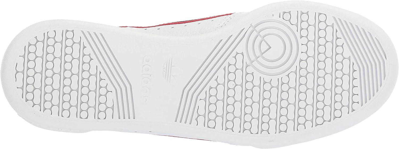 adidas Originals Herren Continental 80 Turnschuh, Ice Mint/Navy/Grau Weiß Scarlet Collegiate Navy