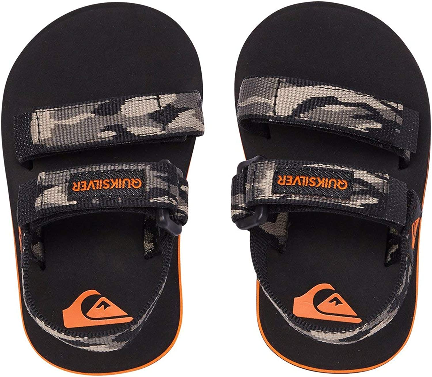 Quiksilver Baby Boys/' Monkey Caged Toddler Sandals