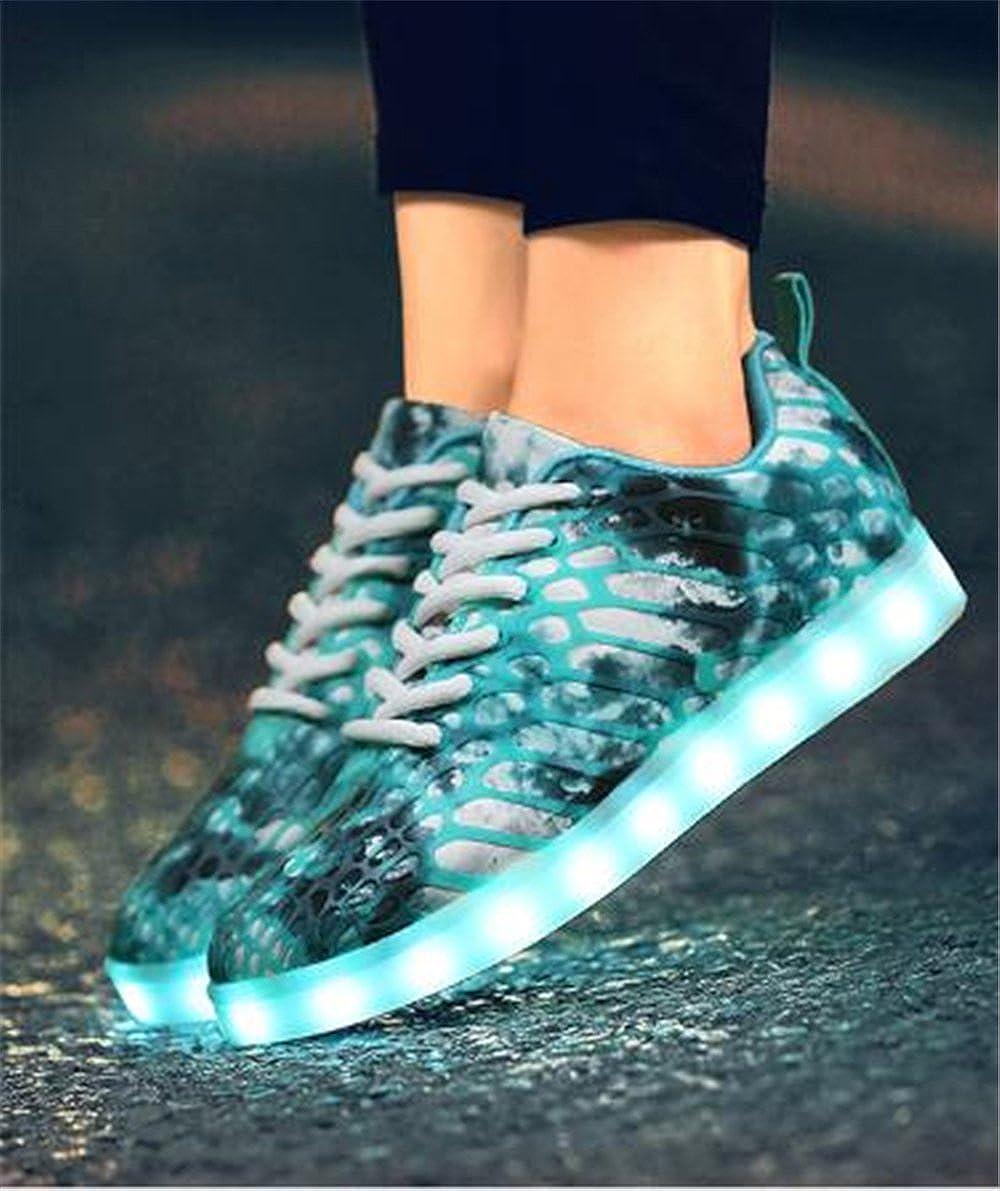 messieurs et mesdames coollight enfants garçons filles usb des des des chaussures de sport lumineux chargeur couleurs del haut chaussures athlétiques (baskets ailes facile à ne ttoyer la sur fac epremier lot de rétroaction des clients hw22972 accusé f9f943