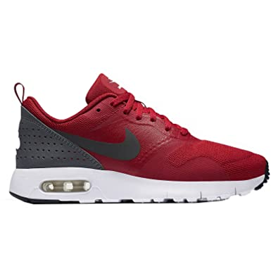 the latest 1c611 b9351 Nike Kid s Air Max Tavas GS, Gym RED Anthracite-White-Black,