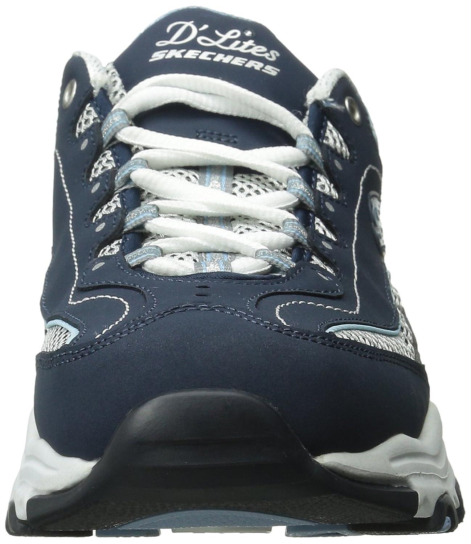 Skechers 11936 - Zapatillas de Otra Piel Mujer, Color, Talla 37 XW EU