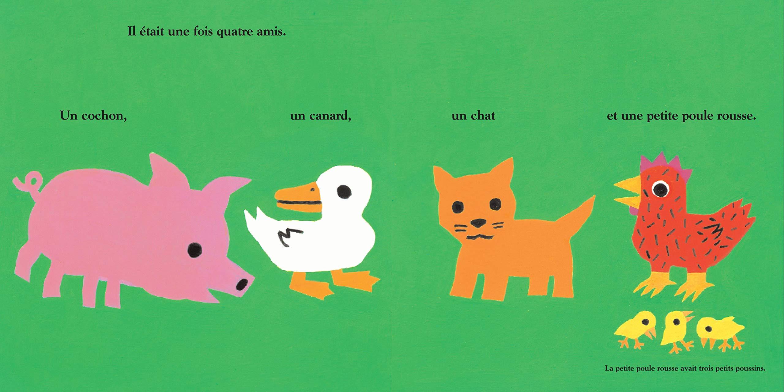 """Résultat de recherche d'images pour """"petite poule rousse ecole des loisirs"""""""