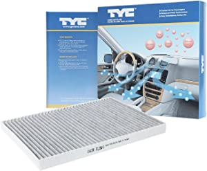 TYC 800178C Replacement Cabin Air Filter