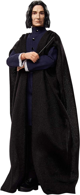 HARRY POTTER Muñeco Profesor Snape (Mattel GNR35)
