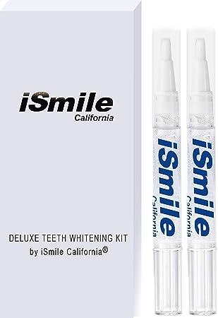 Amazon Com Ismile Teeth Whitening Pen 2 Pack 35 Carbamide