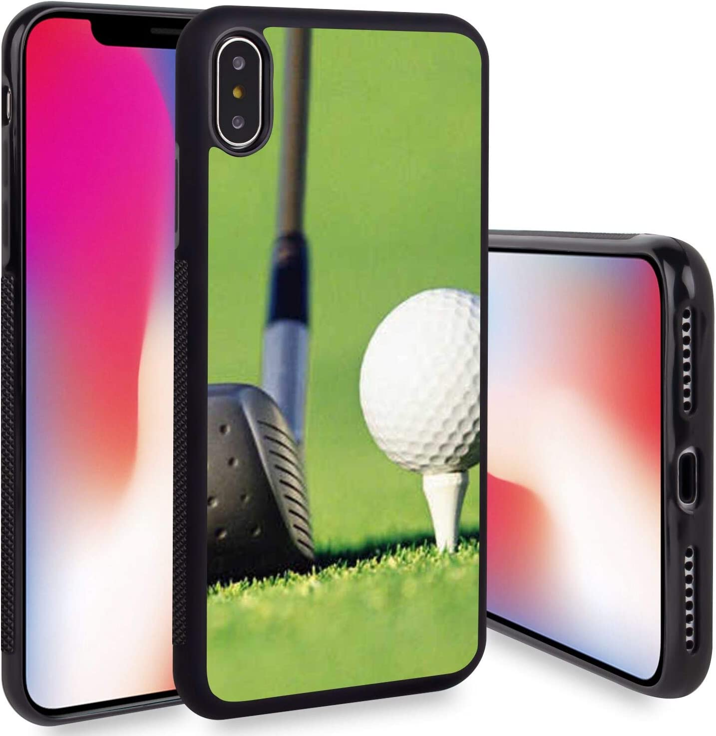 Amazon Com Golf Tire Case For Apple Iphone 10 Iphone Xs Iphone X 5 8 Inch