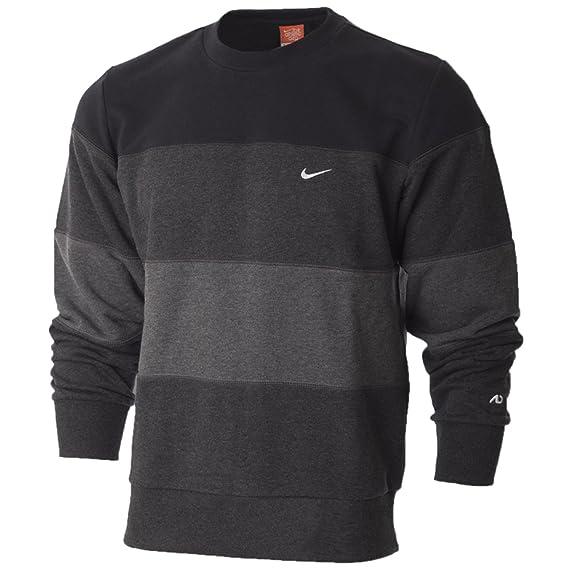 Mens NeckSweatshirt Crew Fleece Triband Nike UzGMpqSV