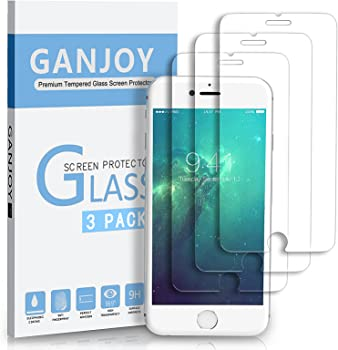 GANJOY Tempered Glass Screen Protector