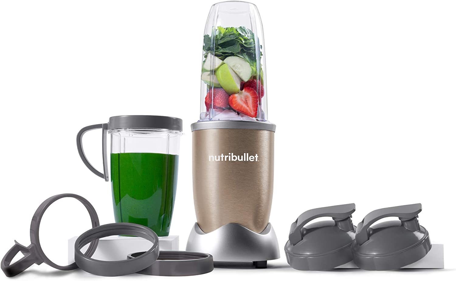 NutriBullet Pro – 13-Piece High-Speed Blender for Indian Cooking