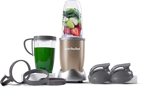 NutriBullet Pro 13 Piece High Speed Blender M