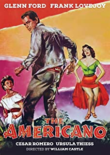 Book Cover: The Americano
