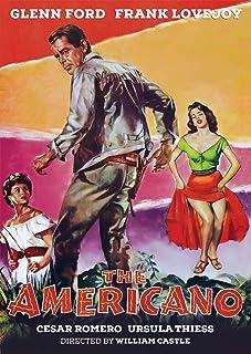 Book Cover: The Americano
