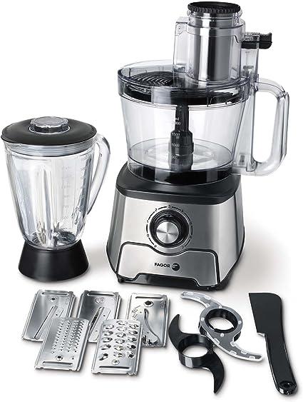Fagor RT-1000 Robot cocina, 1000 W, 7 vel + pulse, 3.5 litros ...