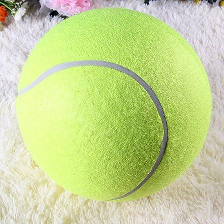 Broadroot Pelota de Tenis Ball Gigante Para Perro, Cachorro, Juguete Para Jugar: Amazon.es: Productos para mascotas