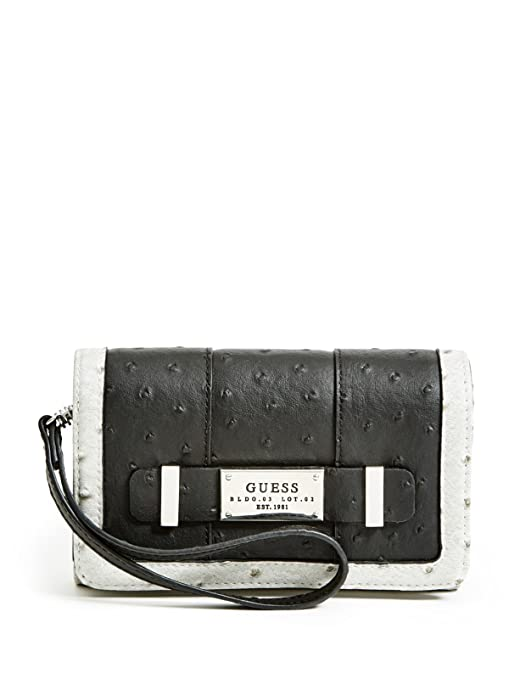 Guess Amazon amp; Smartphone Acme Wristlet Luggage Bags ca 8z7a18g