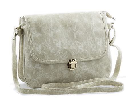Voaka Women's Sling Bag (White,Boxsling): Amazon.in: Clothing ...