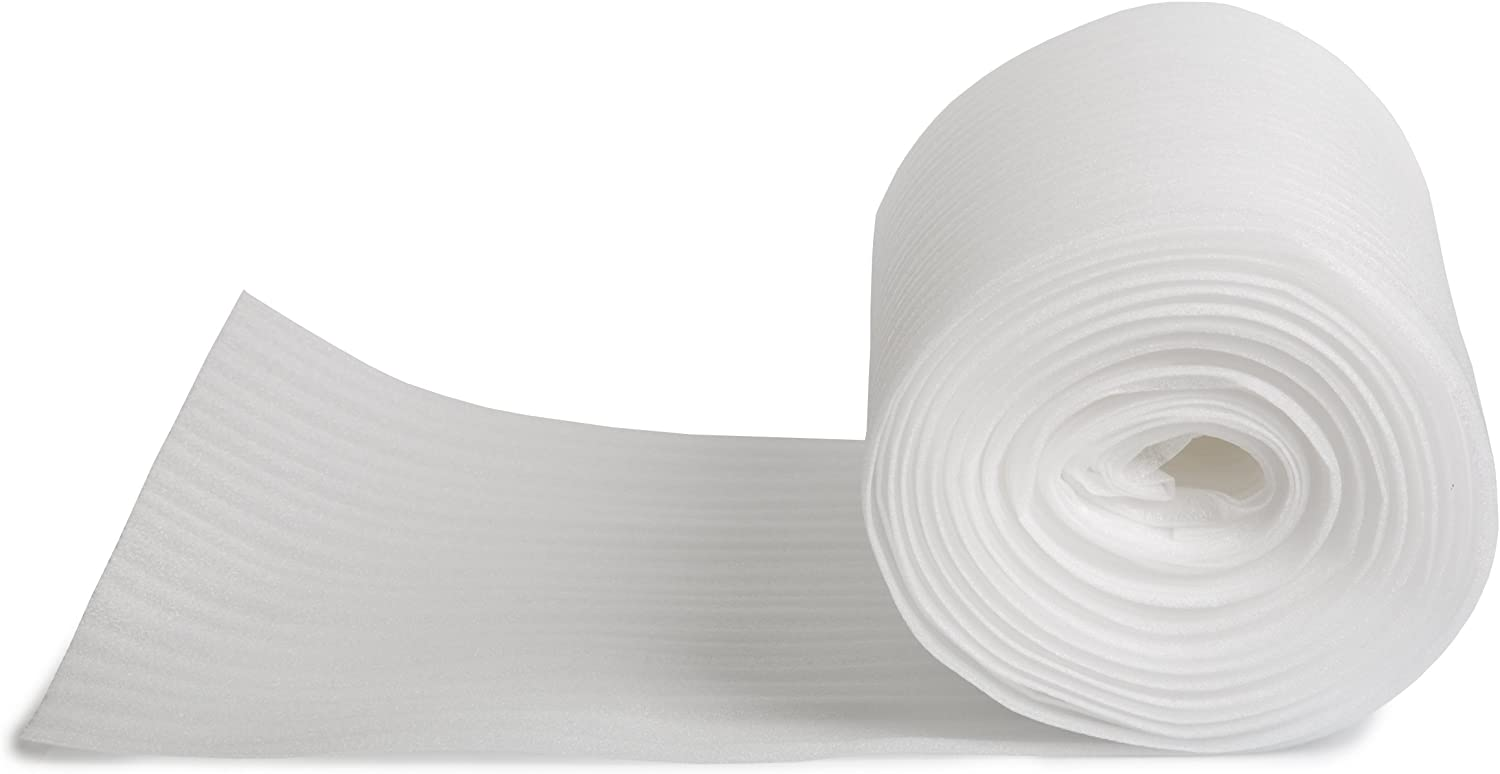 """Packing Materials Foam Roll 12"""" Wide X 70' lange X 1/16"""" Thick &Bull; Perforated Every 12"""" &Bull; Great für alle Shipping, Mailing, Packing und Moving Needs"""