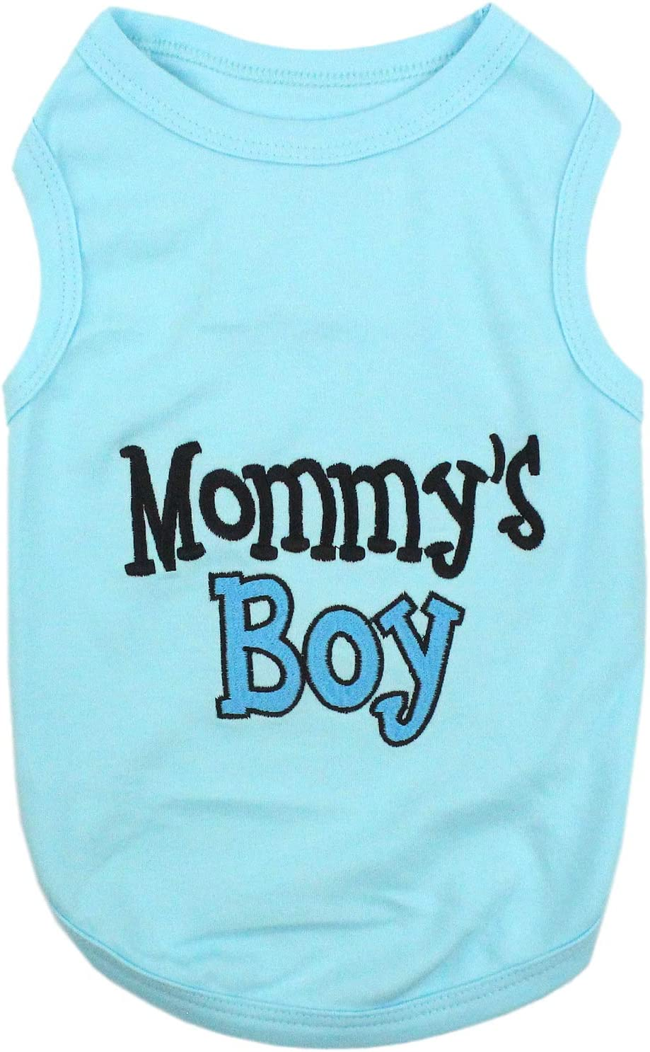 Xx-Small Parisian Pet Mommys Boy T-Shirt
