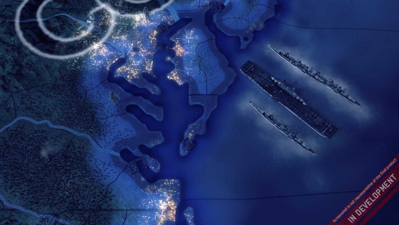 Hoi4 Island Garrison