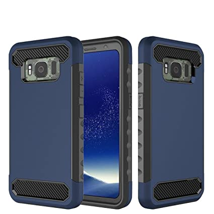 Amazon.com: TOTOOSE Samsung Galaxy S8 Active Case, Slim Drop ...