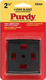 product image for Purdy 144900535 Surface Prep Tools Premium 4-Edge Scraper Replacement Blade, 2-1/2 inch