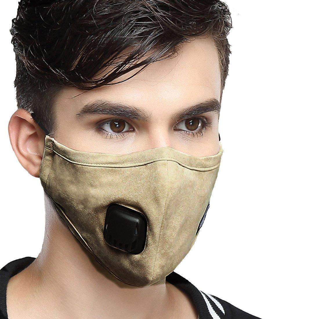 Freahap Unisex Mundschutz Maske Gesichtsmaske Staubschutzmaske Beautylife66