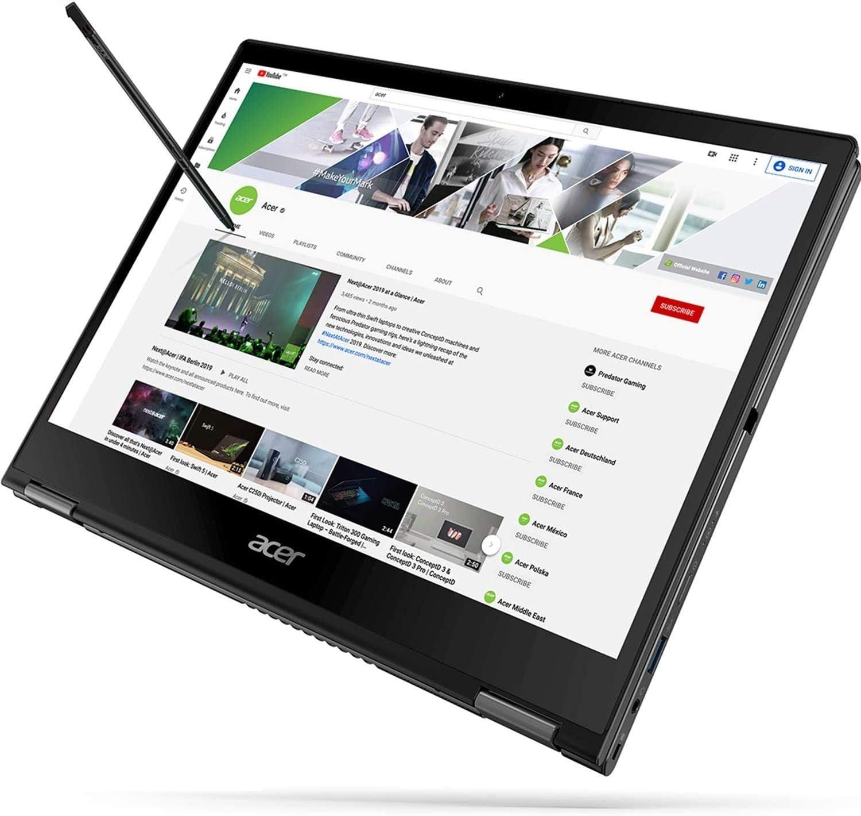 2021 Acer Spin 5 SP513 13.5