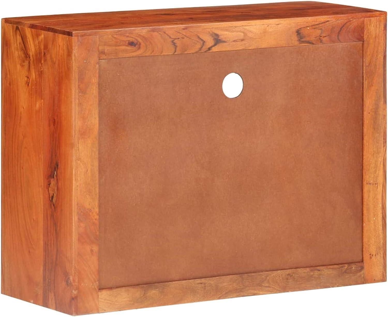 per Sala da Pranzo Salotto Tidyard Credenza con 1 Vano e 6 Cassetti Soggiorno Vintage,80x30x60 cm Camera da Letto