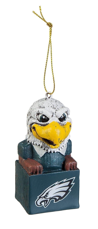 Team Sports America 3OT3823MAS Philadelphia Eagles Mascot Ornament
