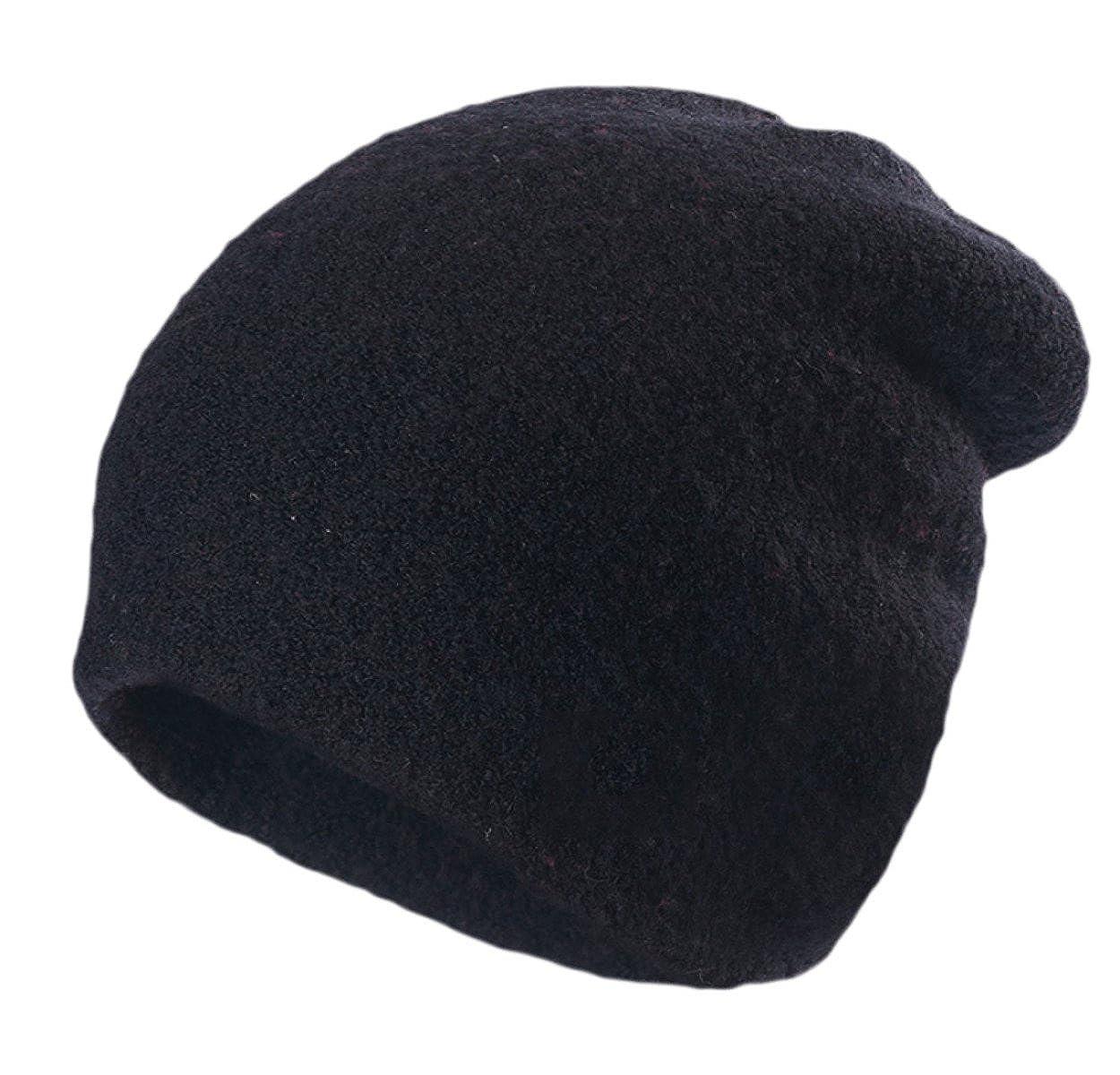 Snfgoij Herrenhüte Ski Caps Windschutzscheiben Winter Fleece Caps Russian Leder Bomber Hut Warm Knit Hats Outdoor Biking