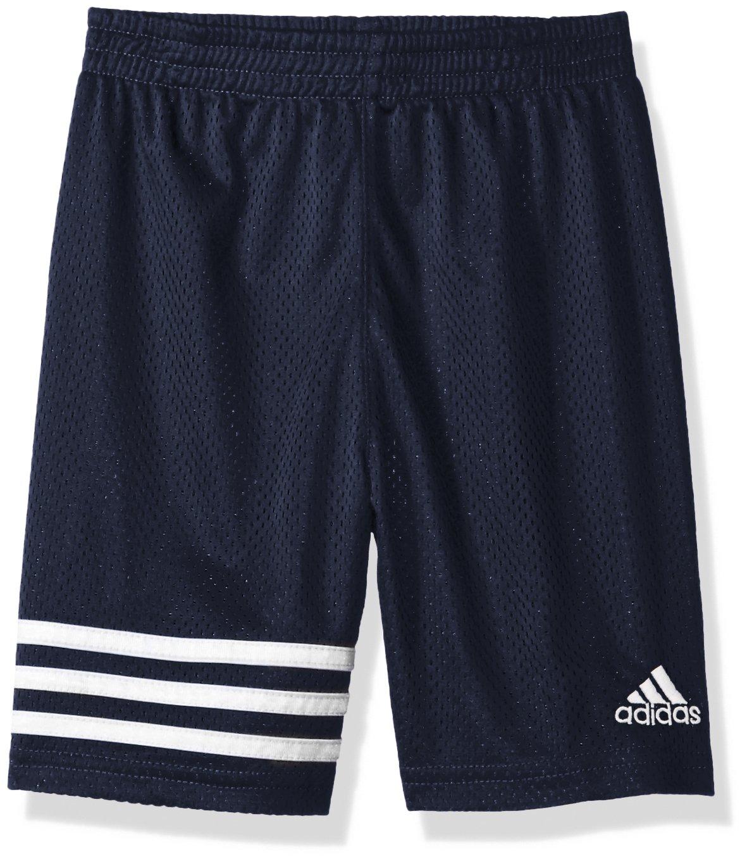 adidas Boys' Little Defender Impact Short, Collegiate Navy, 5