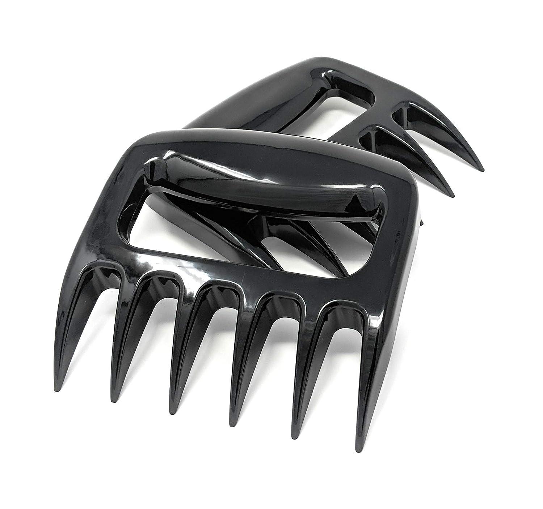 Seacoast Silicone Bear Claw Meat Shredders Set of 2