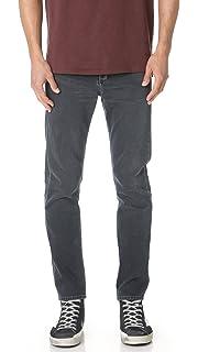 460e7505 Rag & Bone Standard Issue Men's Fit 2 Raw Selvedge Jeans, Raw, Blue ...