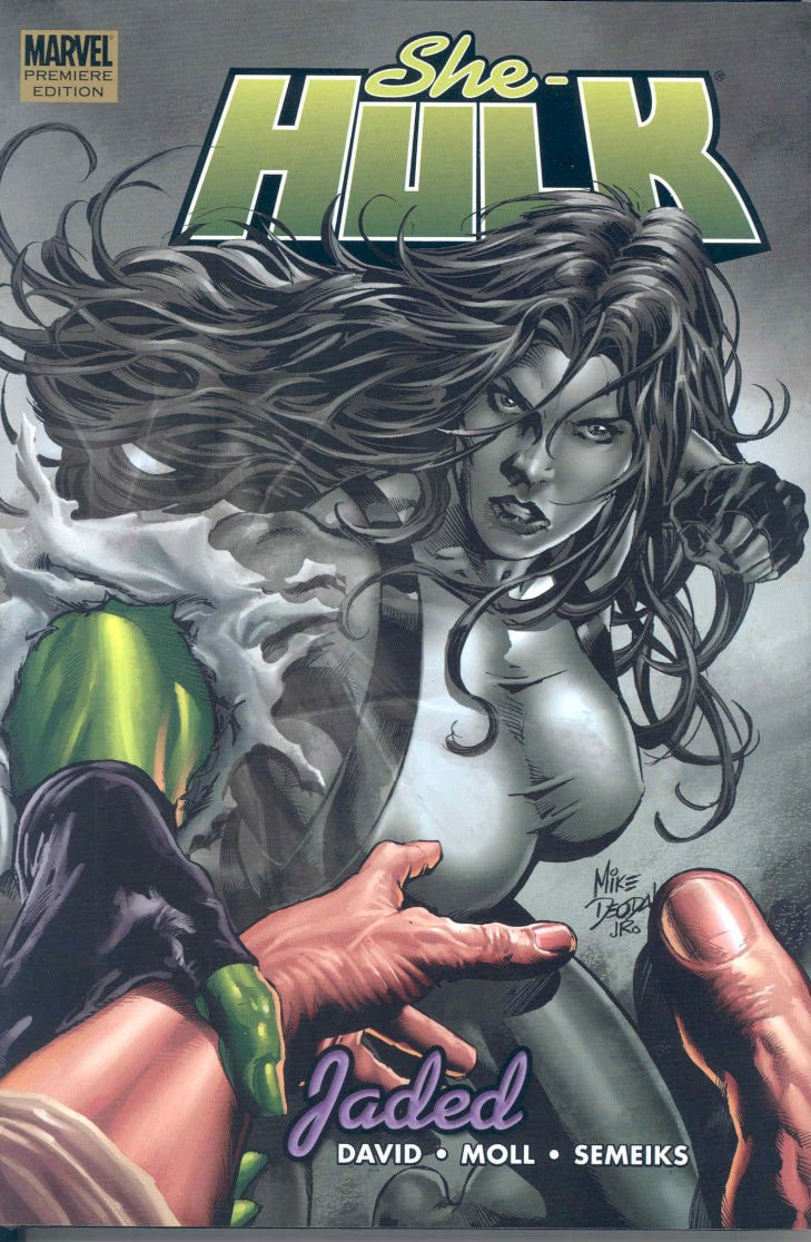 Download She-Hulk: Jaded pdf