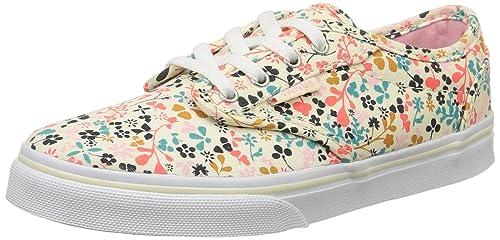scarpe vans bambina rosa