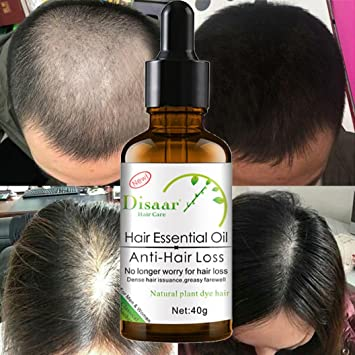 Tyjr Fast Powerful Hair Growth Serum Essential Oil Liquid Treatment Preventing Loss