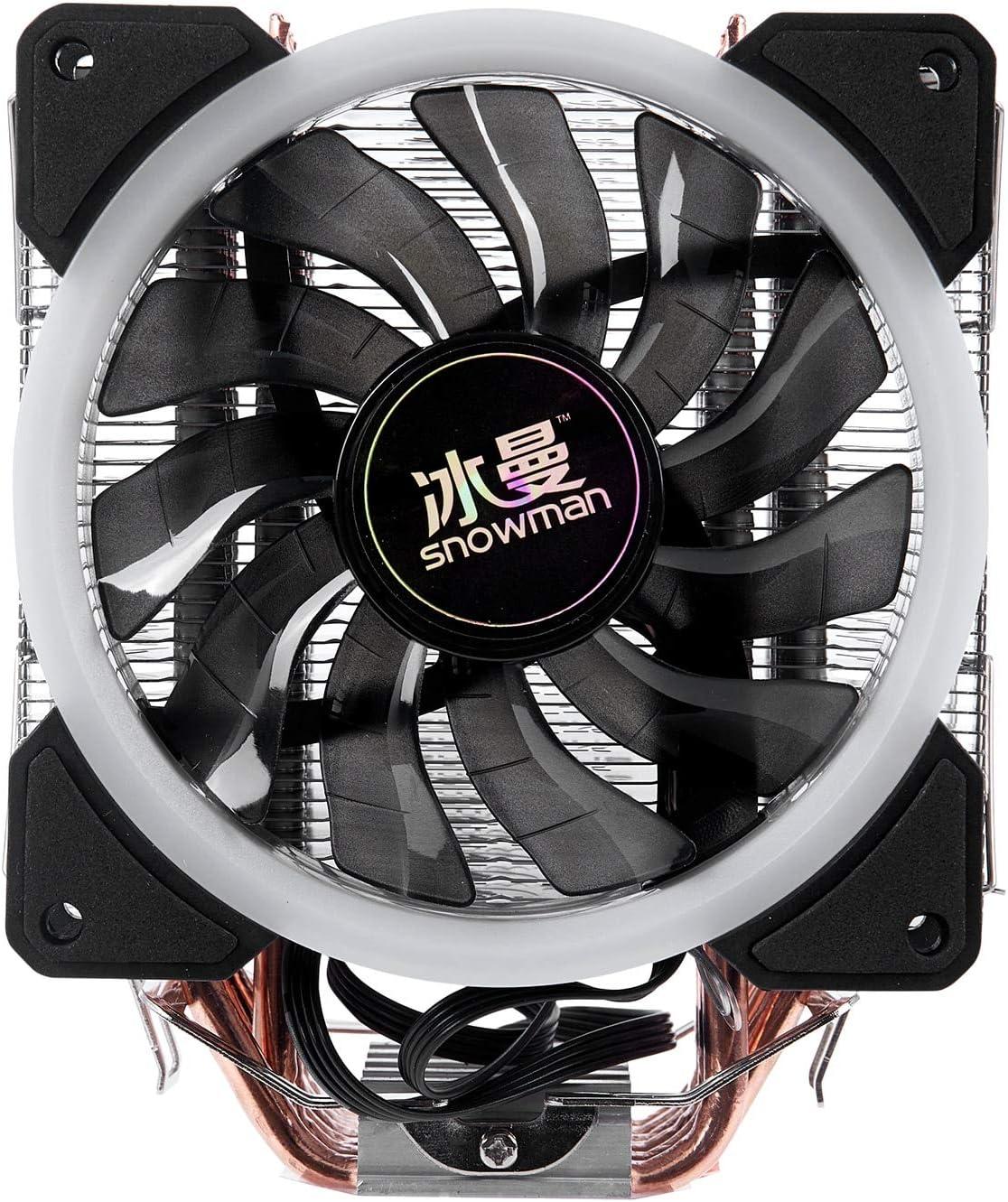 New 4 in1 CPU Cooler Fan Bracket heatsink Holder Base for 775 1366 1150 1155 1156 Computer Accessories Fan heatsink