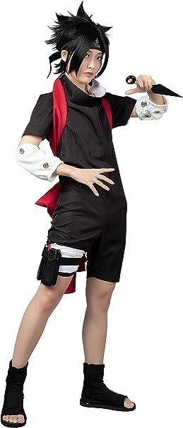 CosFantasy Japan Anime Sasuke Uchiha 2nd ver Cosplay Costume mp000143