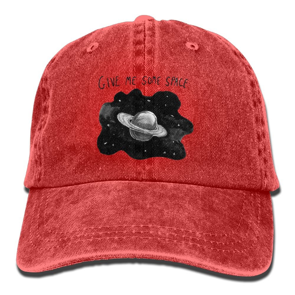 Give Me Some Space Adult Individuality COWBOY CAP