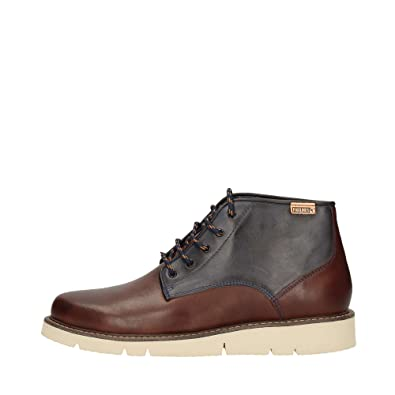 Pikolinos PIKOLINOS  M7H-8116C1 Bottines Homme Marron Marron - Chaussures Boot Homme