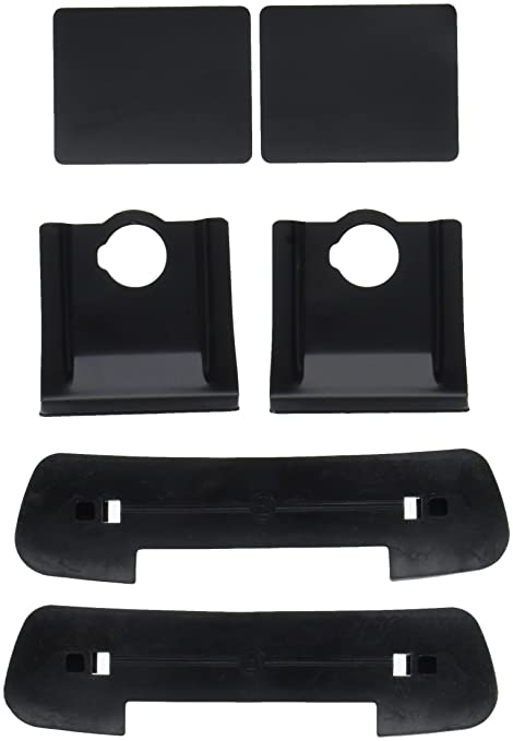 Yakima Q Clips >> Amazon Com Yakima Q Clips 1 Pair One Color Q01 Office Products