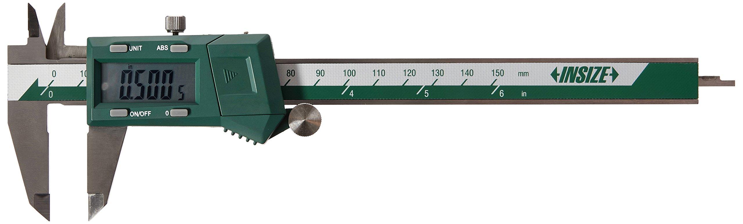 INSIZE 1102-150 Electronic Caliper, 0'' - 6''