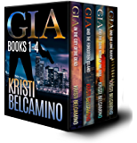 Gia Santella Crime Thriller Boxed Set: Books 1-4 (Gia Santella Crime Thrillers)
