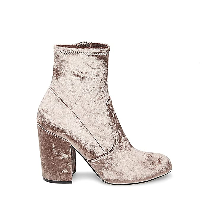Amazon.com: Steve Madden Womens Gaze Ankle Bootie: Steve ...