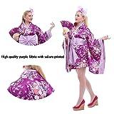 Nuotuo Women Japanese Lolita Kimono Cosplay