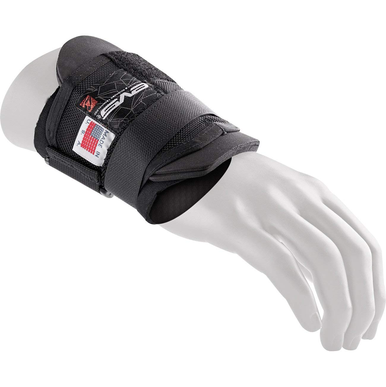EVS WB01 Adult Wrist Guard MotoX Motorcycle Body Armor - One Size Fits Most