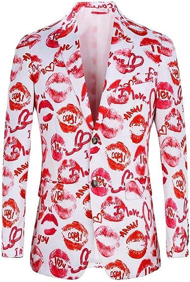 Amazon.com: Vestido de moda para hombre, estilo glamuroso ...